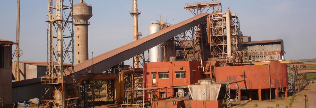 Ultra Tech Cement Factory : Projects of mck kutty pvt ltd